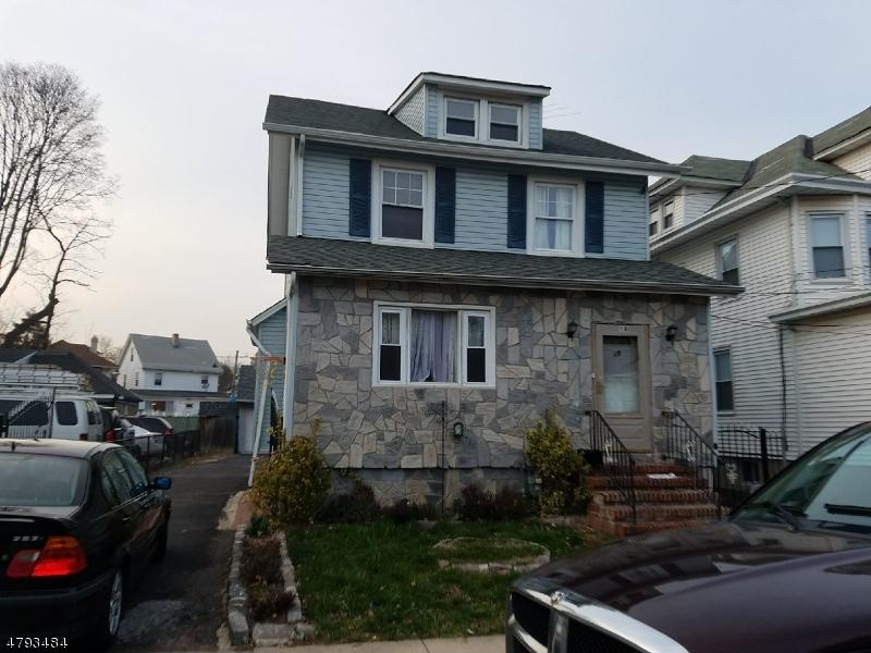 Casa Unifamiliar por un Alquiler en 19 Rosewood Place Elizabeth, Nueva Jersey 07208 Estados Unidos