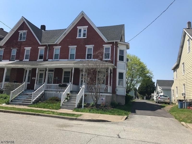 Μονοκατοικία για την Πώληση στο 1123 East Blvd Alpha, Νιου Τζερσεϋ 08865 Ηνωμενεσ Πολιτειεσ