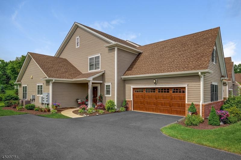Condominio/ Casa de pueblo por un Alquiler en 8 CABELL Court Morris Township, Nueva Jersey 07960 Estados Unidos