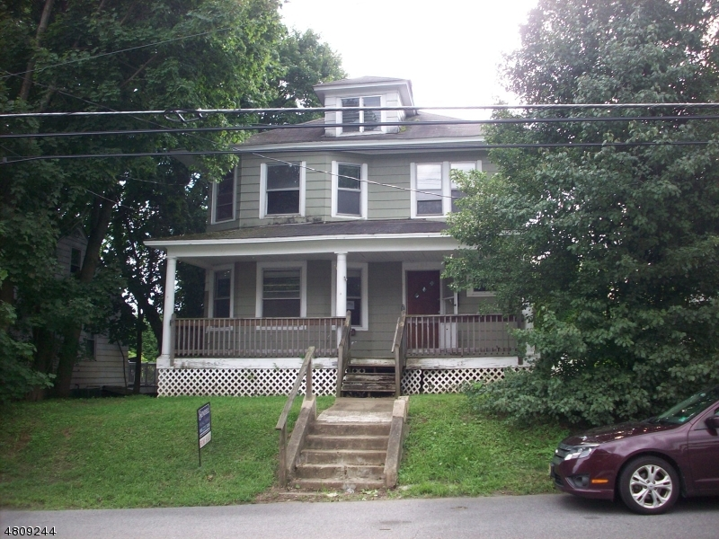 Multi-Family Home for Sale at 317 BELVIDERE Avenue Washington, New Jersey 07882 United States
