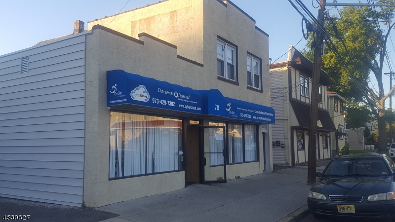 Commercial for Sale at 88 BROUGHTON Avenue Bloomfield, New Jersey 07003 United States