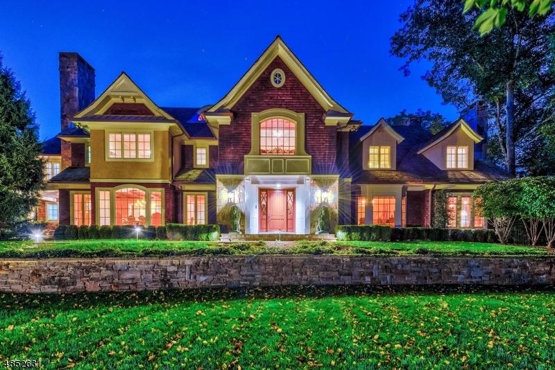 Частный односемейный дом для того Продажа на 999 SCIOTO Drive Franklin Lakes, Нью-Джерси 07417 Соединенные Штаты
