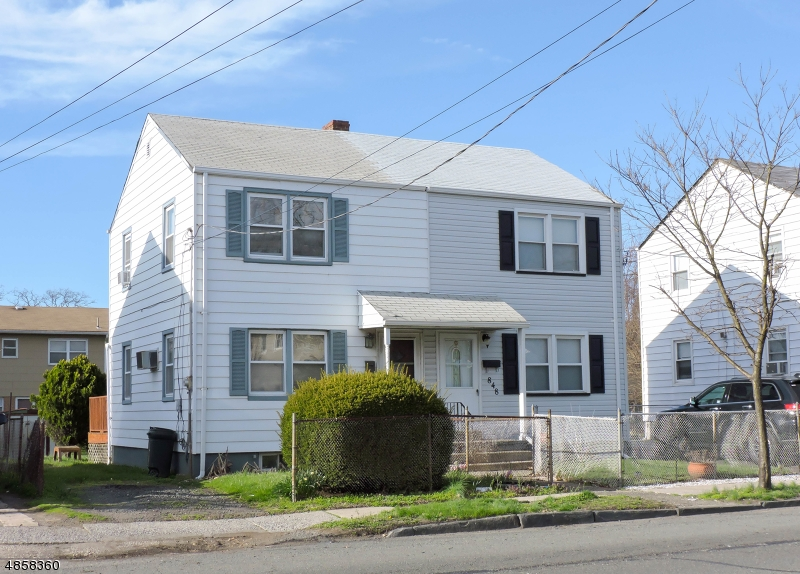 Single Family Home for Sale at 846 E HAZELWOOD AVE 846 E HAZELWOOD AVE Rahway, New Jersey 07065 United States