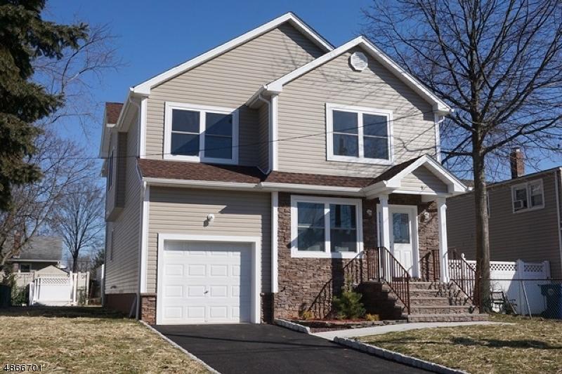 Частный односемейный дом для того Продажа на 9 FLORENCE Drive Clark, Нью-Джерси 07066 Соединенные Штаты