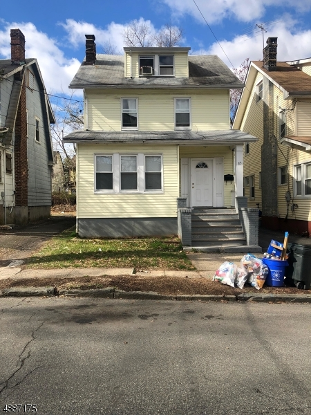 Single Family Home for Sale at 35 LAVENTHAL AVE 35 LAVENTHAL AVE Irvington, New Jersey 07111 United States