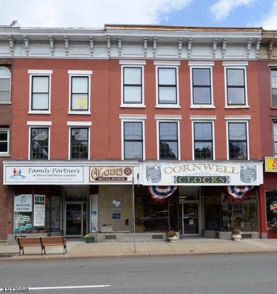 Kommersiell för Försäljning vid Newton, New Jersey 07860 Förenta staterna