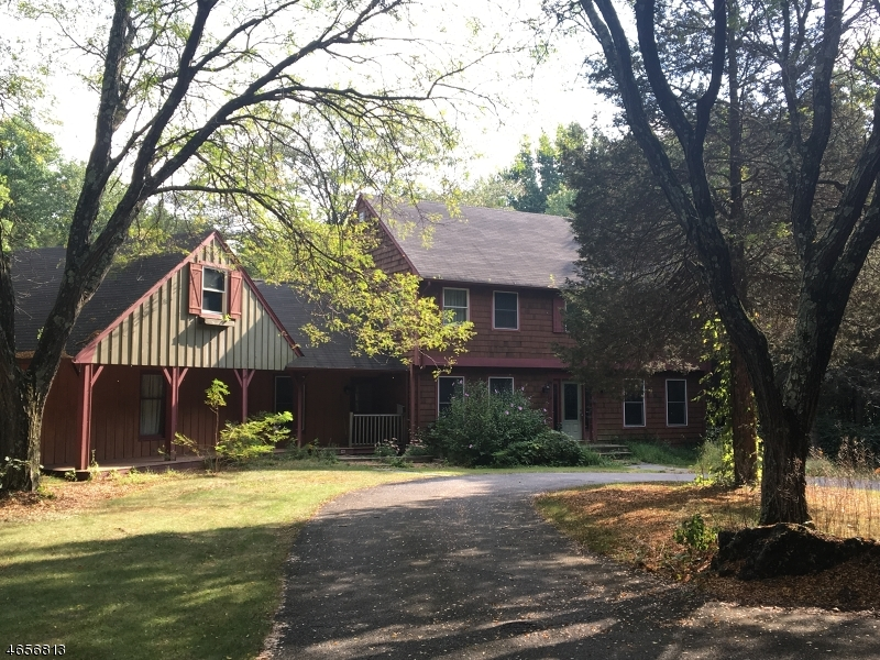 Single Family Home for Sale at 9 Gap View Drive Blairstown, New Jersey 07825 United States
