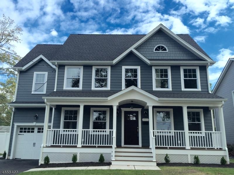 Casa Unifamiliar por un Venta en 2062 Church Avenue Scotch Plains, Nueva Jersey 07076 Estados Unidos