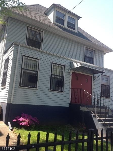 多户住宅 为 销售 在 13-15 CLINTON Place 纽瓦克市, 新泽西州 07108 美国