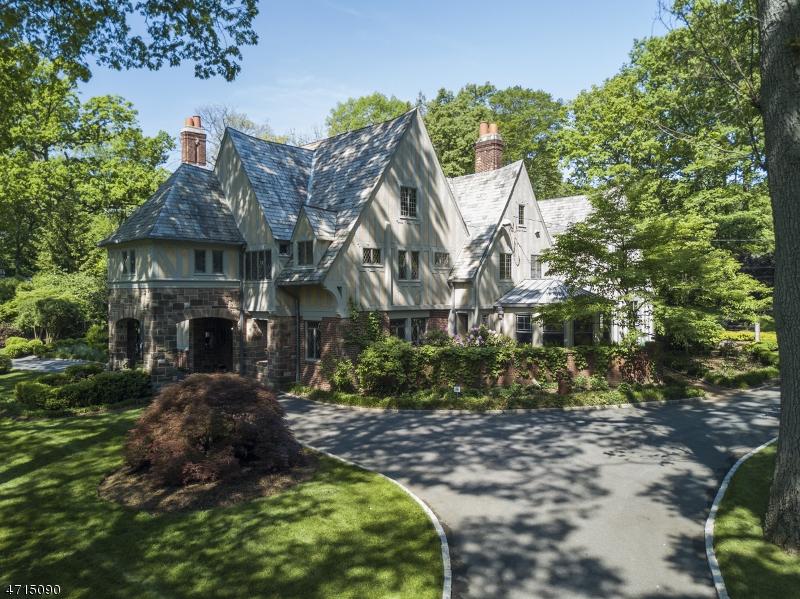 独户住宅 为 销售 在 61 Wayside Place 蒙特克莱尔, 07042 美国