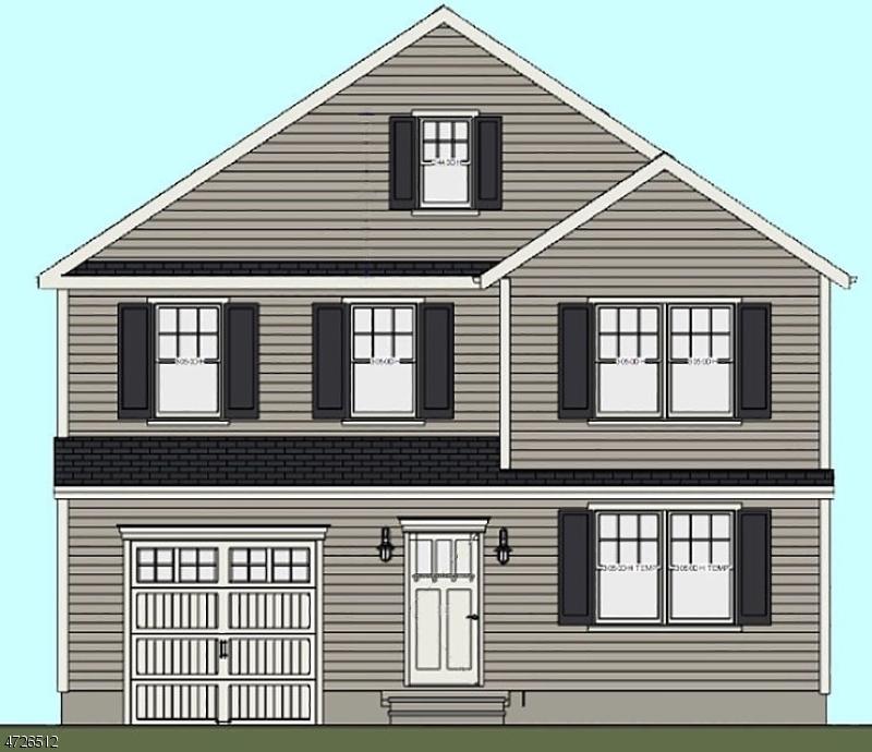 独户住宅 为 销售 在 110 Garden Street 克兰弗德, 07016 美国