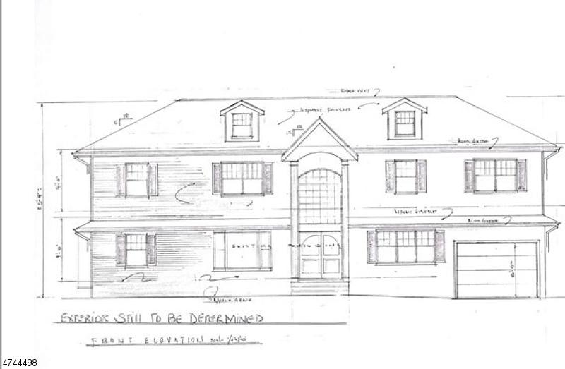 Частный односемейный дом для того Продажа на 188 Geranium Court Paramus, Нью-Джерси 07652 Соединенные Штаты