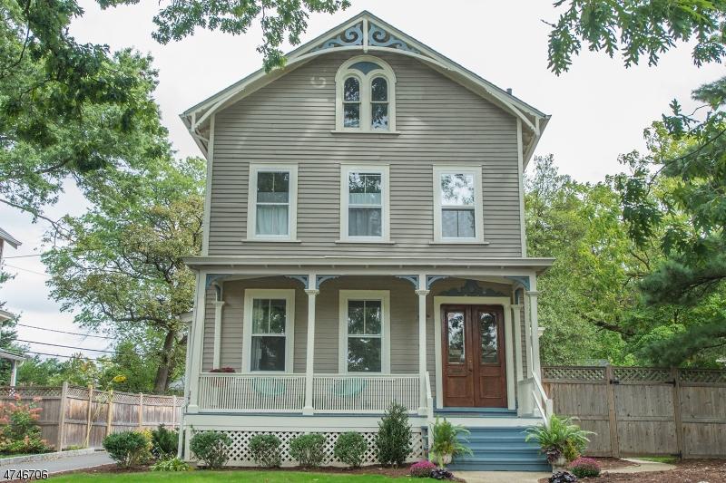 Частный односемейный дом для того Продажа на 117 Glen Ridge Avenue Glen Ridge, Нью-Джерси 07028 Соединенные Штаты