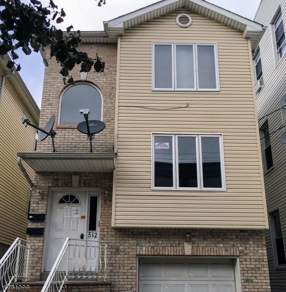 多户住宅 为 销售 在 512 Sussex Street Harrison, 新泽西州 07029 美国