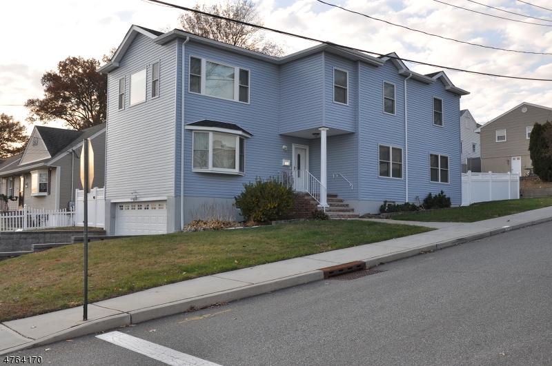 Maison unifamiliale pour l Vente à 590 Union Avenue Wood Ridge, New Jersey 07075 États-Unis