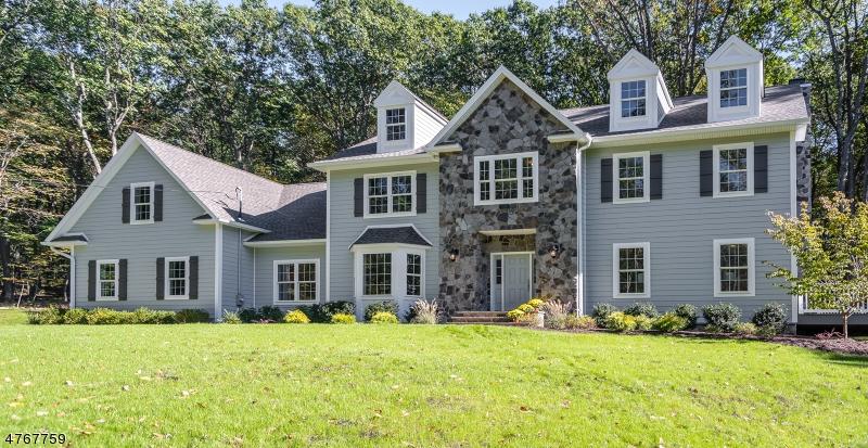 一戸建て のために 売買 アット 337 Pottersville Road Chester, ニュージャージー 07930 アメリカ合衆国