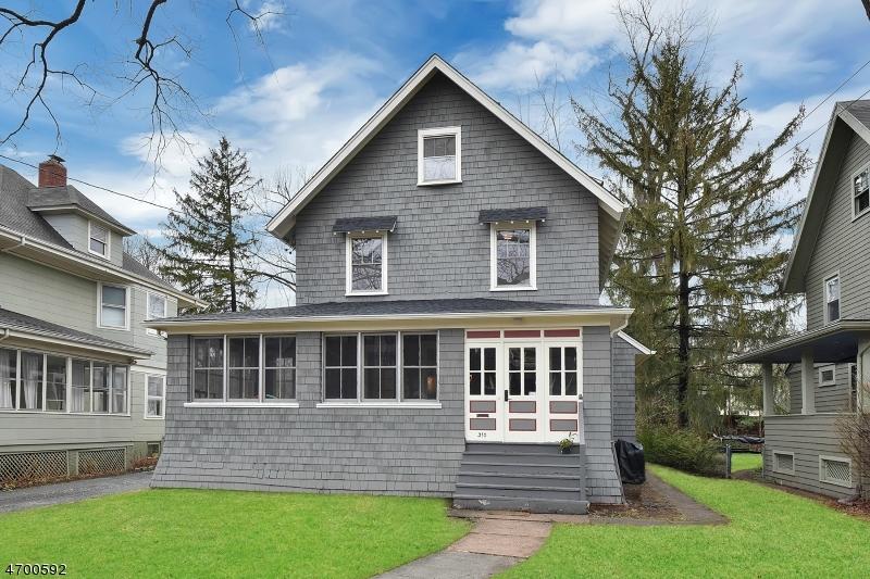 Maison unifamiliale pour l à louer à 310 N Fullerton Avenue Montclair, New Jersey 07043 États-Unis