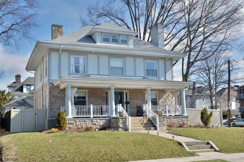 Single Family Home for Sale at 332 Anderson Street Hackensack, New Jersey 07601 United States