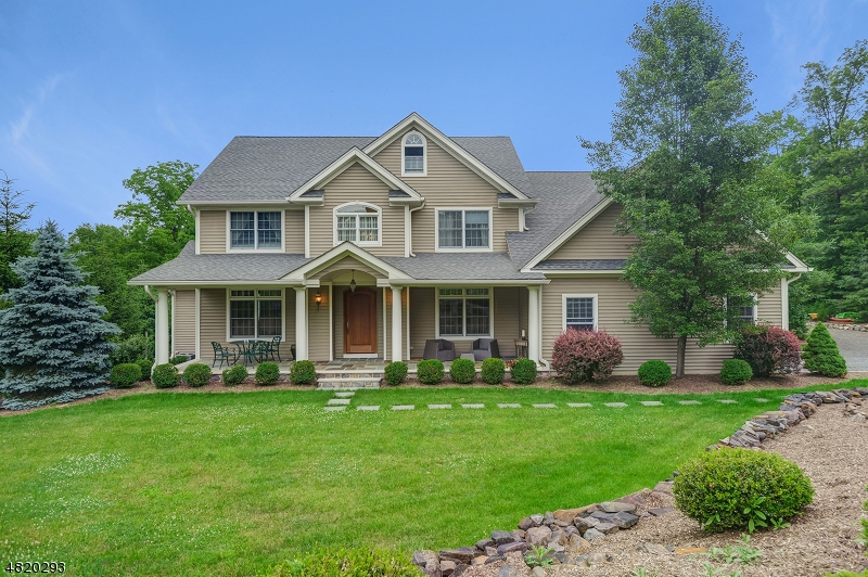 Single Family Home for Sale at 107 OLD FORGE Road Long Hill, New Jersey 07946 United States