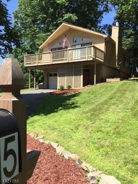 Частный односемейный дом для того Продажа на 5 DEER RUN Drive High Bridge, Нью-Джерси 08829 Соединенные Штаты