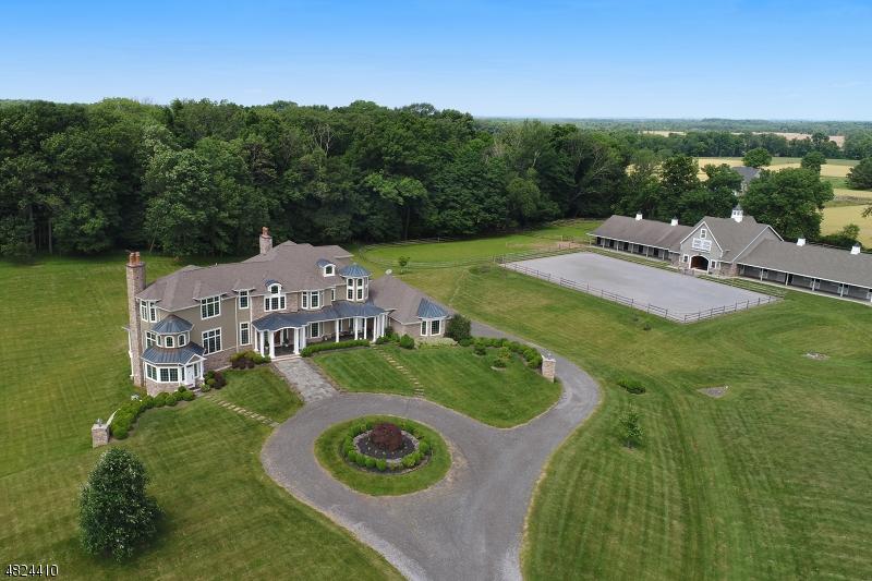 Частный односемейный дом для того Продажа на 50 DUNKARD CHURCH Road Delaware Township, Нью-Джерси 08559 Соединенные Штаты