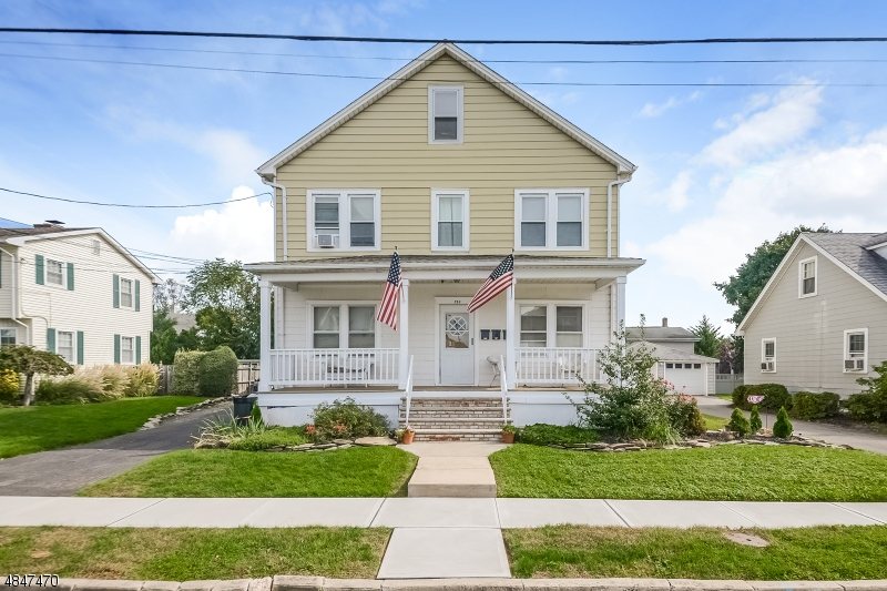 Multi-Family Home for Sale at 256 N 4TH Avenue Manville, New Jersey 08835 United States