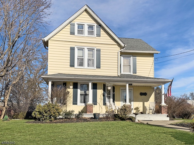 Single Family Home for Sale at 224 ALPHA Street Alpha, New Jersey 08865 United States