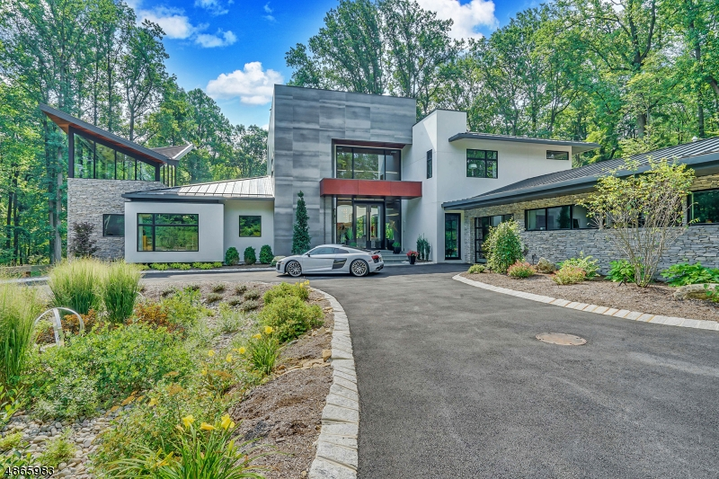 Single Family Home for Sale at 61 BEVERLY Drive Bernardsville, New Jersey 07924 United States