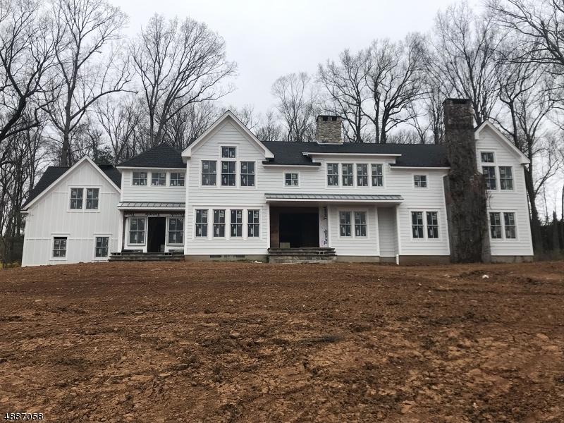 Maison unifamiliale pour l Vente à 93 PLEASANTVILLE Road Harding Township, New Jersey 07976 États-Unis
