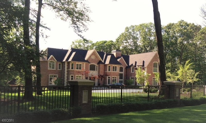 Single Family Homes pour l Vente à Saddle River, New Jersey 07458 États-Unis