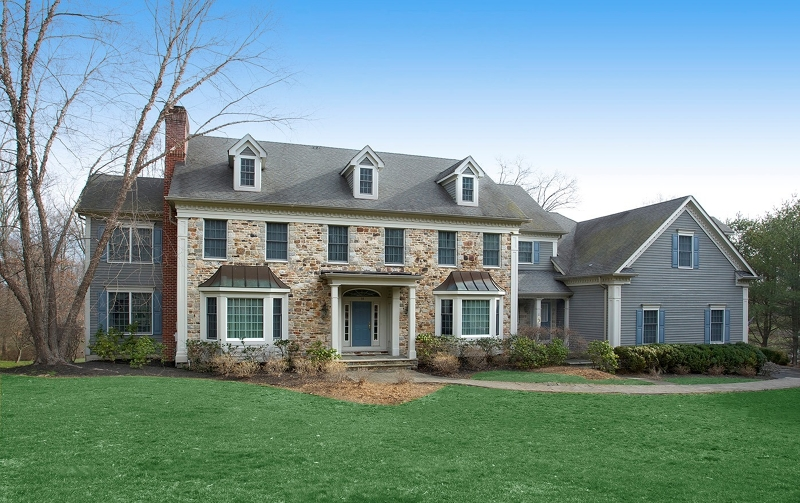 Single Family Homes para Venda às Bernards Township, Nova Jersey 07931 Estados Unidos