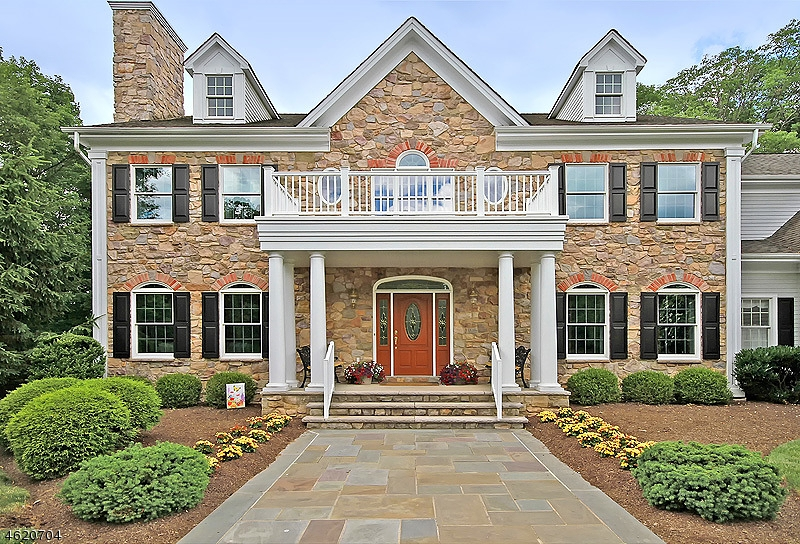 独户住宅 为 销售 在 48 Emerald Valley Lane 巴思金里奇, 07920 美国