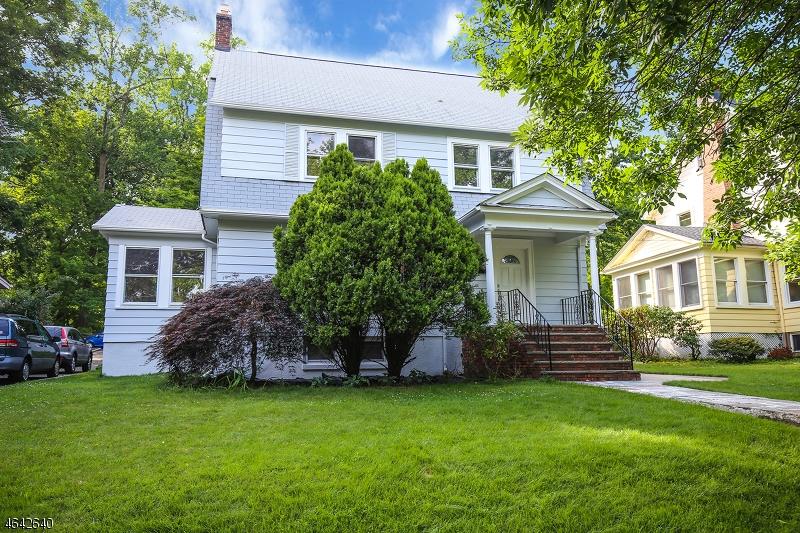 Casa Unifamiliar por un Venta en 115 Rynda Road South Orange, Nueva Jersey 07079 Estados Unidos