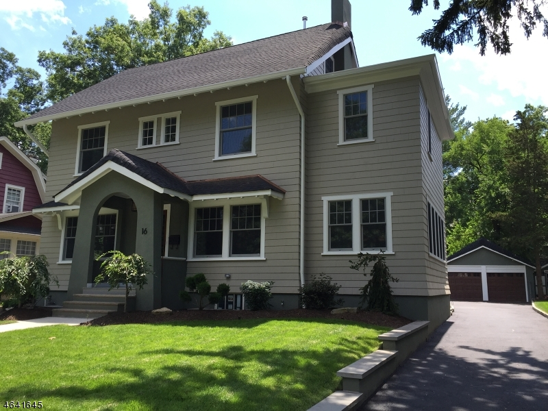 Additional photo for property listing at 16 Marion Road  Montclair, Nueva Jersey 07043 Estados Unidos