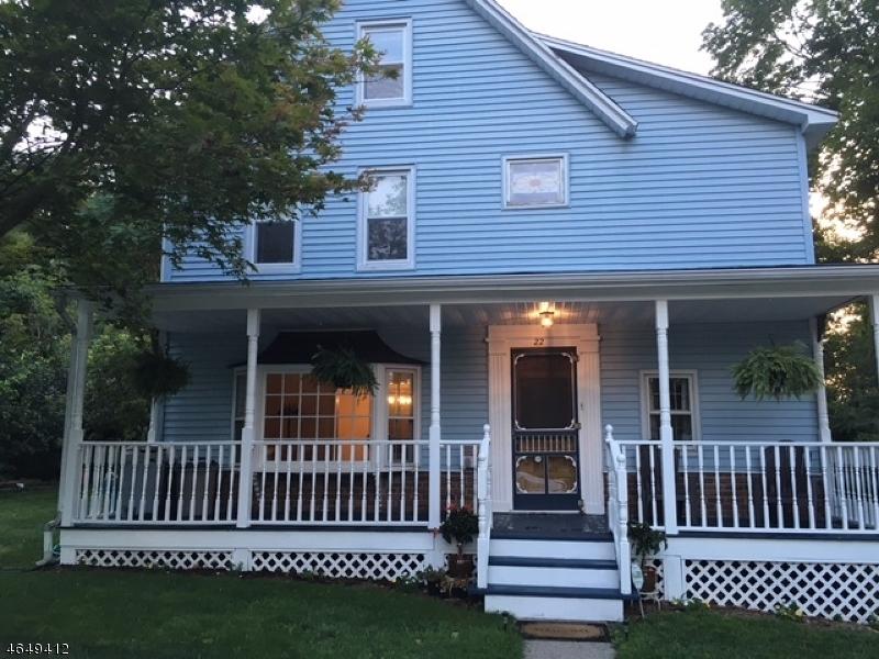 独户住宅 为 销售 在 22 Church Street Netcong, 07857 美国