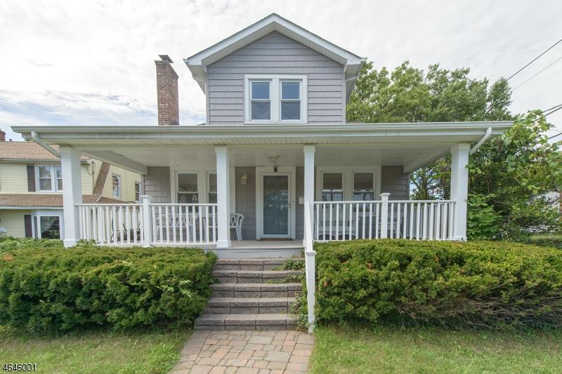 Частный односемейный дом для того Продажа на 266 Eagle Rock Avenue Roseland, Нью-Джерси 07068 Соединенные Штаты