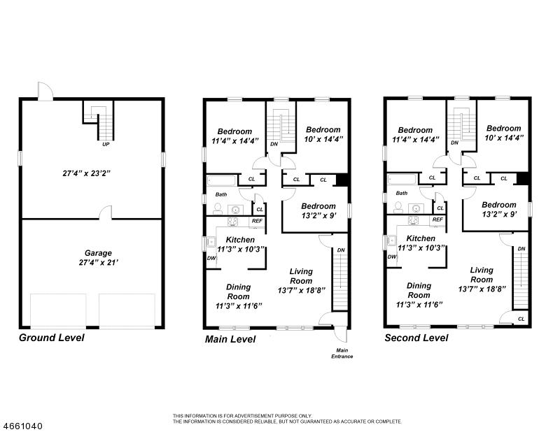 Additional photo for property listing at 1516 Bower Street  Linden, Nueva Jersey 07036 Estados Unidos