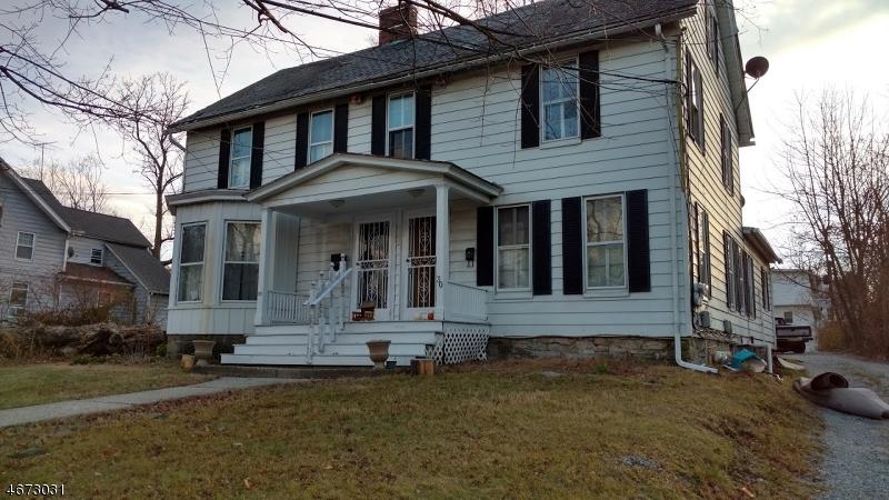 Частный односемейный дом для того Аренда на 30 Halsted Street Newton, 07860 Соединенные Штаты