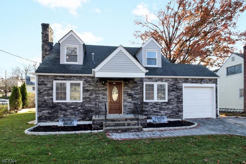 Частный односемейный дом для того Продажа на 384 Bloomfield Avenue Nutley, 07110 Соединенные Штаты