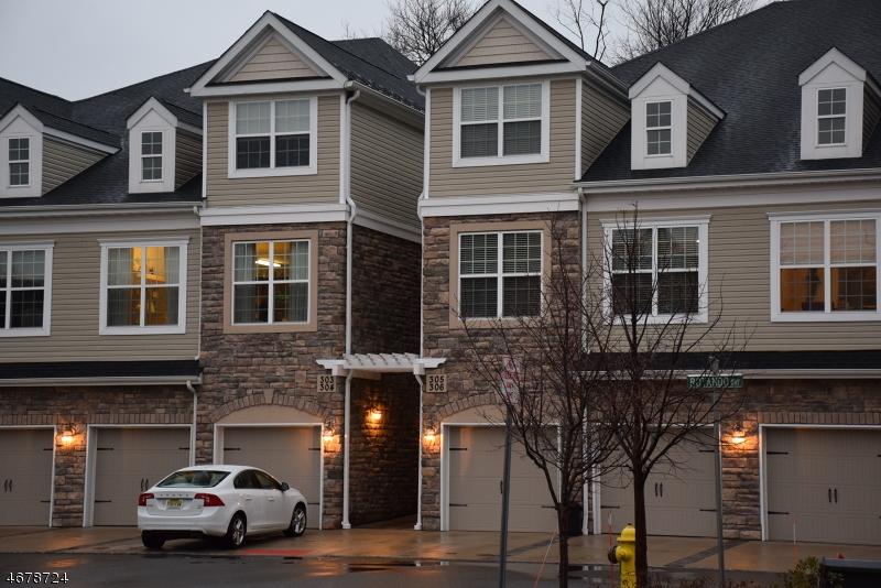 Частный односемейный дом для того Аренда на 204 Welsh Place Morris Plains, Нью-Джерси 07950 Соединенные Штаты