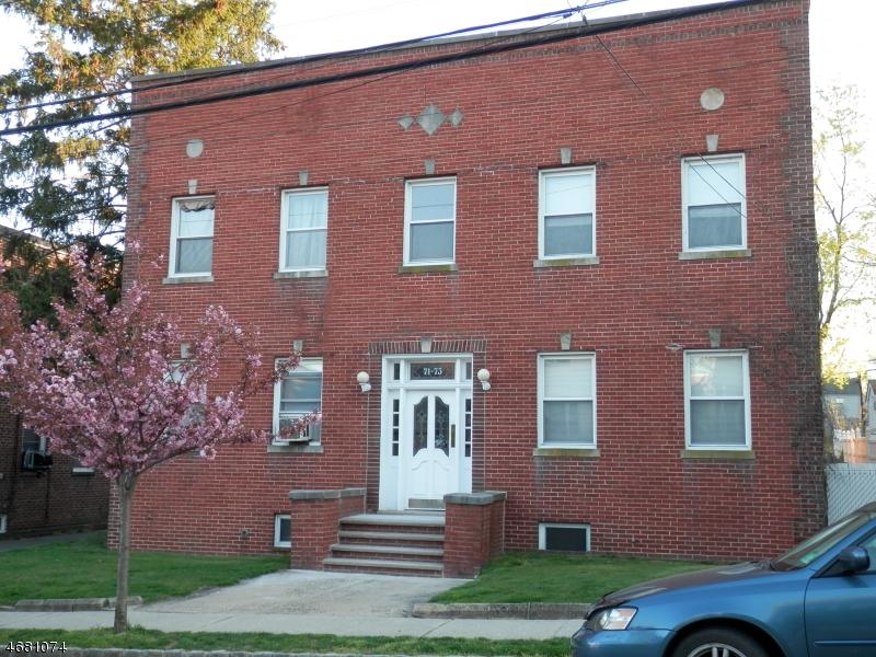 Maison unifamiliale pour l à louer à 71-73 CARMER Avenue Belleville, New Jersey 07109 États-Unis