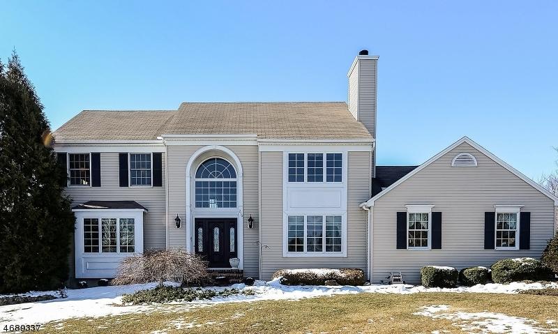独户住宅 为 销售 在 210 Arbor Drive Stewartsville, 08886 美国