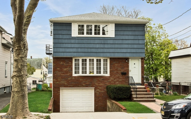 Multi-Family Home for Sale at 14 Trinity Place Kearny, New Jersey 07032 United States