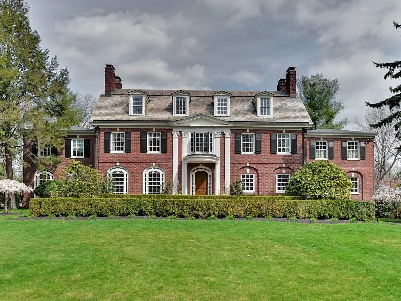 Maison unifamiliale pour l Vente à 32 Llewellyn Road Montclair, New Jersey 07042 États-Unis