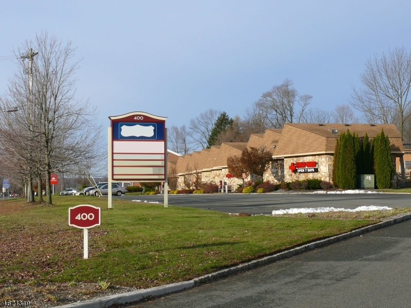 Commercial for Sale at 400 State Route 10 Randolph, New Jersey 07869 United States