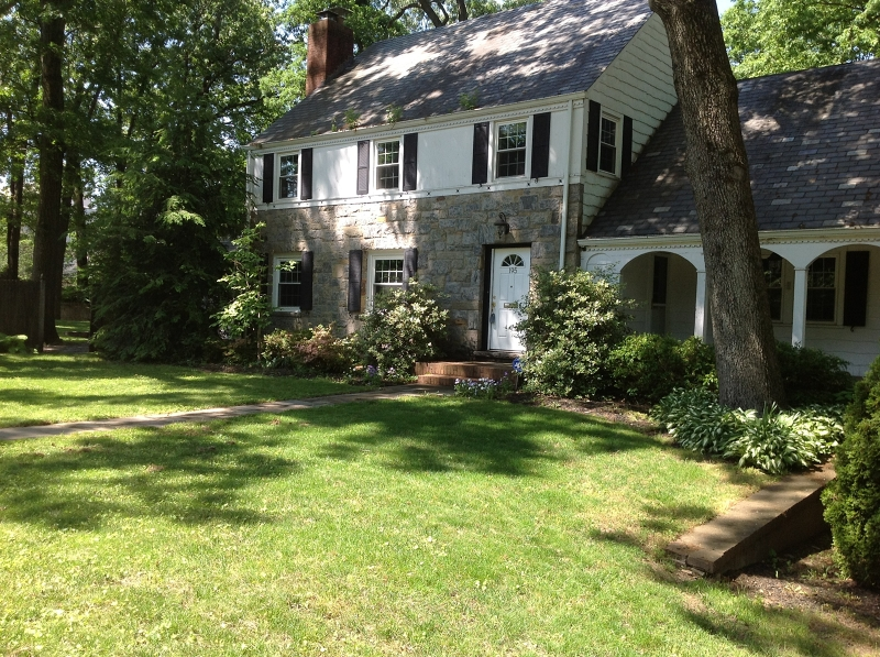 Частный односемейный дом для того Аренда на 195 Franklin Street Morristown, Нью-Джерси 07960 Соединенные Штаты