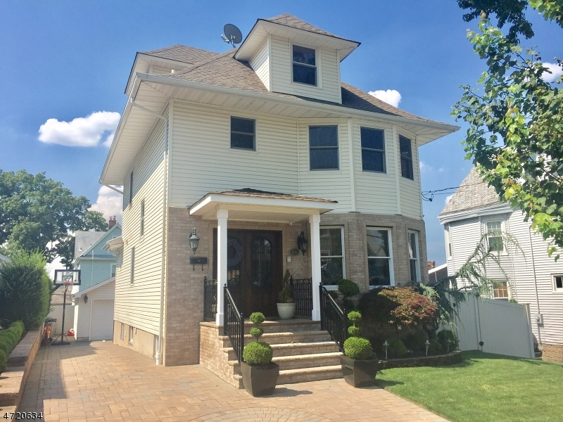 House for Sale at 64 Stewart Avenue Kearny, New Jersey 07032 United States