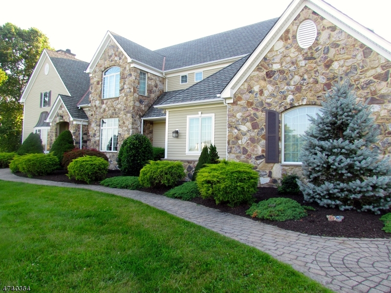 Villa per Vendita alle ore 5 Wonderview Way 5 Wonderview Way Clinton Township, New Jersey 08833 Stati Uniti