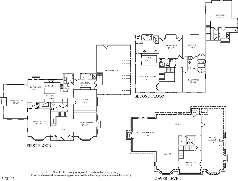 Additional photo for property listing at 2 FOX HUNT Court  Far Hills, Нью-Джерси 07931 Соединенные Штаты