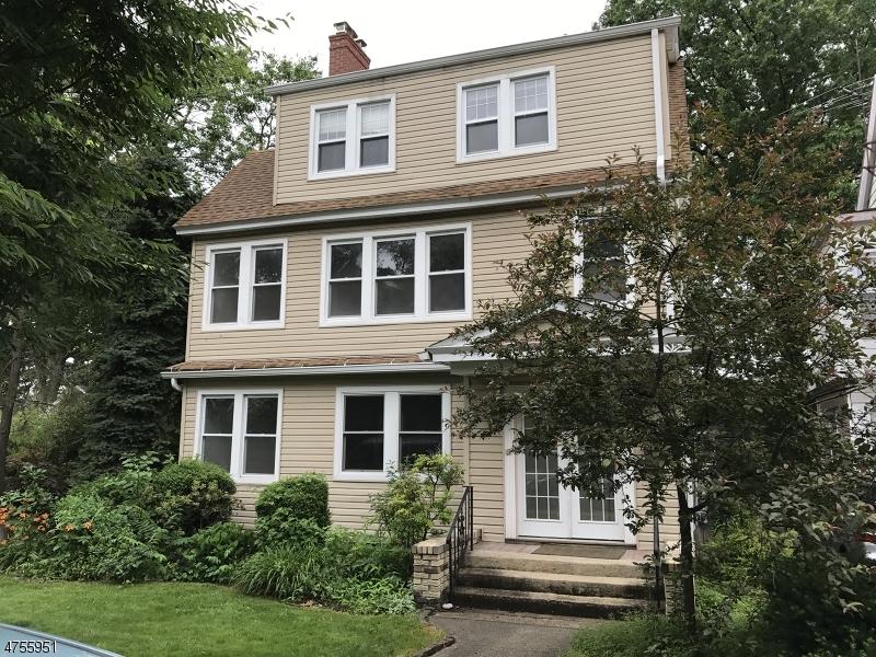 Частный односемейный дом для того Аренда на 219 Academy Street South Orange, Нью-Джерси 07079 Соединенные Штаты